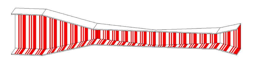 Flight tunnel from Portelli G, Ruffier F, Roubieu Fl, Franceschini N (2011)