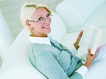 Reading Glasses - Presbyopia